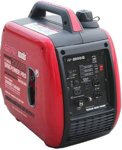 7. Smarter Tools Gas Powered Portable Inverter
