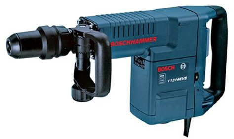 1. Bosch SDS-Max Demolition Hammer