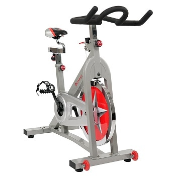 3.Sunny Health & Fitness Pro Indoor Cycling Bike