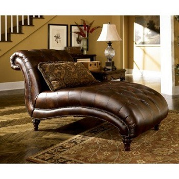 7. Ashley Signature Design Claremore Chaise Lounge:
