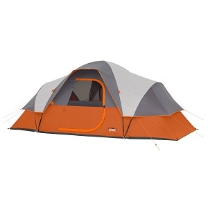 3. CORE 9 Person Extended Dome Tent
