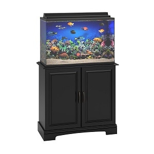 9. Altra Furniture Harbor Aquarium Stand.