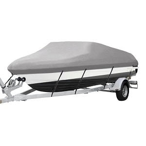 7. Marine Grade Heavy Duty 600D Oxford Fabric Waterproof Trailerable Boat