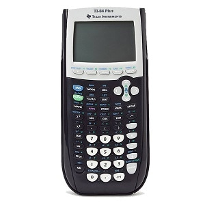 1. Texas Instrument TI-84 Plus Graphing calculator