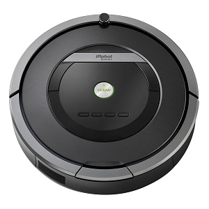 9. iRobot Roomba 870 Robotic Vacuum Cleaner.