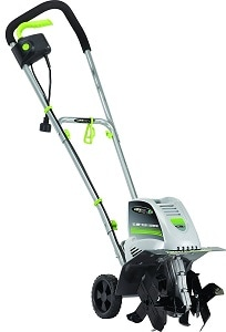 9) Earthwise TC70001 11-Inch 8.5-Amp Corded Electric Tiller/Cultivator