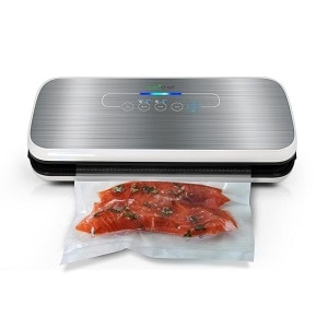 1. Vacuum Sealer By NutriChef | Automatic Vacuum Air Sealing System
