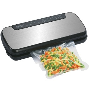 7. GERYON Vacuum Sealer, 4-in-1 Automatic Food Sealers