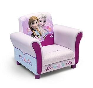 2. Delta Children Upholstered Chair
