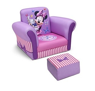 9. Delta children Upholstered Chair