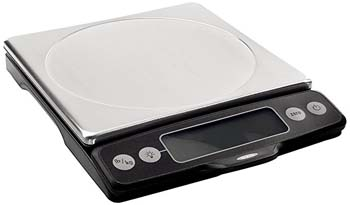 6. OXO Good Grips Stainless Steel Food Scale
