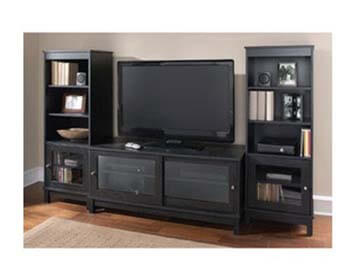 3. Mainstays Entertainment Center for TVs