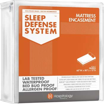 1: HOSPITOLOGY PRODUCTS Sleep Defense System