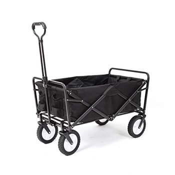 1. Mac Sports WTC -145 Collapsible Outdoor Folding Wagon