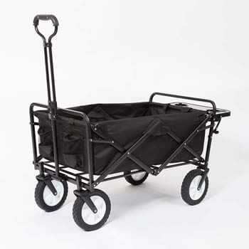2. Mac Sports Collapsible Outdoor Utility Wagon.