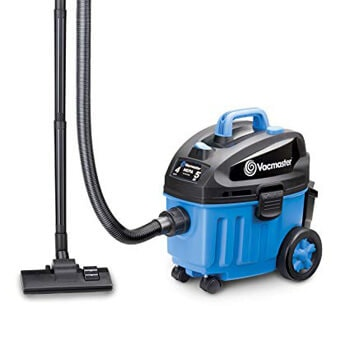 9. Vacmaster 4 Gallon, 5 Peak HP with 2-Stage Industrial Motor Wet
