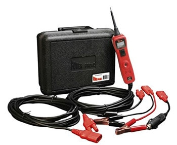 8. Power Probe III w/Case & Acc - Red (PP319FTCRED) [Car Automotive Diagnostic Test Tool