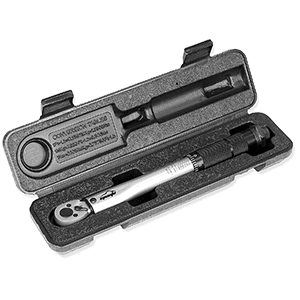 8. EPAuto 1/4-Inch Drive Click Torque Wrench (20-200 in.-lb.