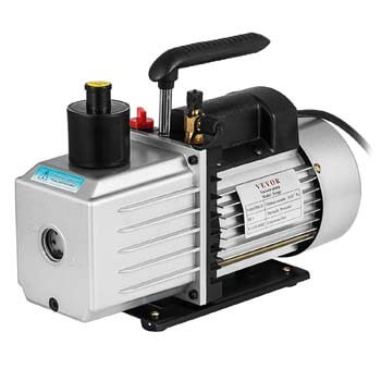 6: VEVOR Vacuum Pump 8CFM 1HP Two Stage HVAC Rotary Vane Vacuum Pump