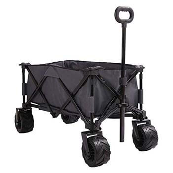 10: Patio Watcher Collapsible Folding Wagon