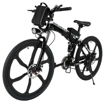 1: ANCHEER Power Plus Electric Mountain Bike
