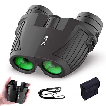 3: Baufut 12X25 Compact Binoculars for Adults Kids