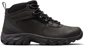 4: Columbia Men's Newton Ridge plus II Waterproof Hiking Boot, Breathable, High-Traction Grip