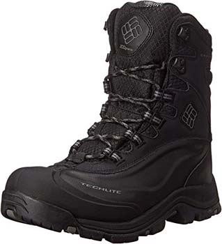6: Columbia Men's Bugaboot Plus III OH Wide Cold Weather Boot