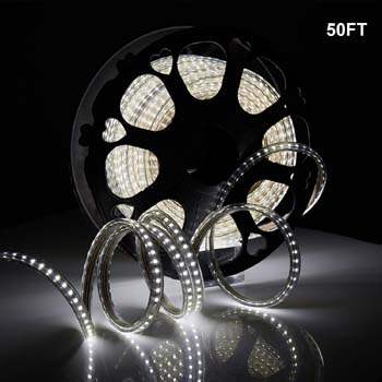 1: Shine Decor 6x10 mm Dimmable LED Strip Lights