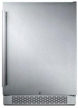3. Avallon AFR241SSRH 5.5 Cu Ft Built-in 24