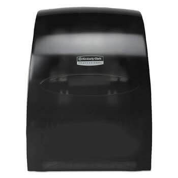 7. Kimberly-Clark Professional 09996 Sanitouch Hard Roll Towel Dispenser