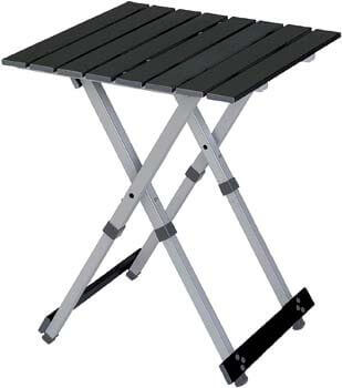 7. GCI Outdoor Compact Camp 20 Outdoor Folding Table