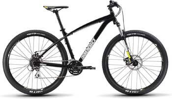 1. Diamondback Bicycles Overdrive Hardtail Mountain Bike