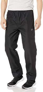 7. Helly Hansen Men's Dubliner Waterproof Windproof Rain Pant