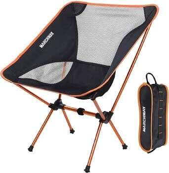 5. MARCHWAY Ultralight Folding Camping Chair
