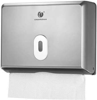 9. Anself CHUANGDIAN Wall-mounted Bathroom Tissue Dispenser