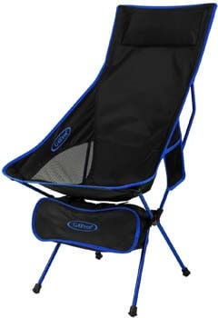 10. G4Free Upgraded Lightweight Portable Camping Chair