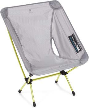 4. Helinox Chair Zero Ultralight Compact Camping Chair