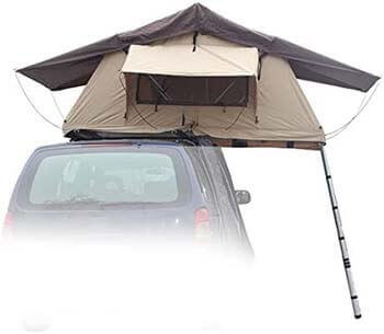 10. Off-roading Gear Rooftop Tent, 48