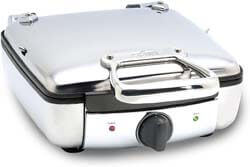 3. All-Clad 99010GT Stainless Steel Belgian Waffle Maker