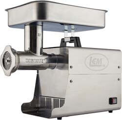 6. LEM Products Stainless Steel Big Bite Electric Meat Grinder
