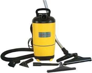 5. Carpet Pro SCBP-1 Commercial Backpack Vacuum