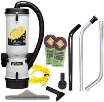 4. ProTeam Commercial Backpack Vacuum Cleaner