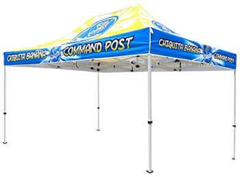 7. Elite Canopy 10'x15' Commercial-Grade Steel Pop-Up Canopy Trade Show