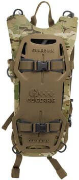 9. Geigerrig GUARDIAN TACTICAL (Multicam) Hydration Pack