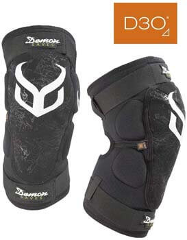 5. Demon Hyper X D30 Mountain Bike Knee Pads