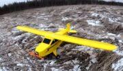 Piper J-3 Cub RC Plane