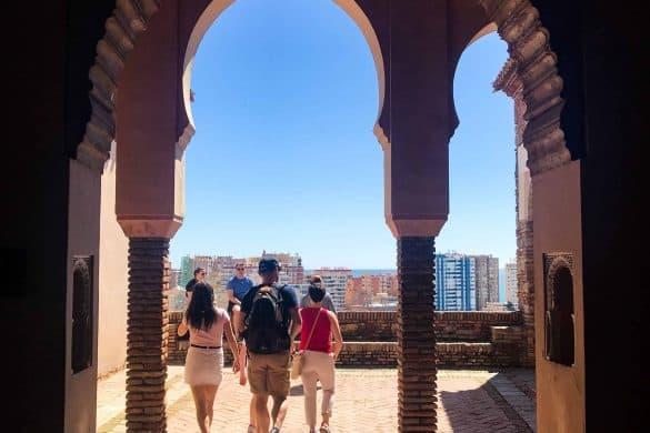 things to do in malaga, malaga facts, where to stay in malaga, free things to do in malaga, malaga airport transfer, alcazaba fortress
