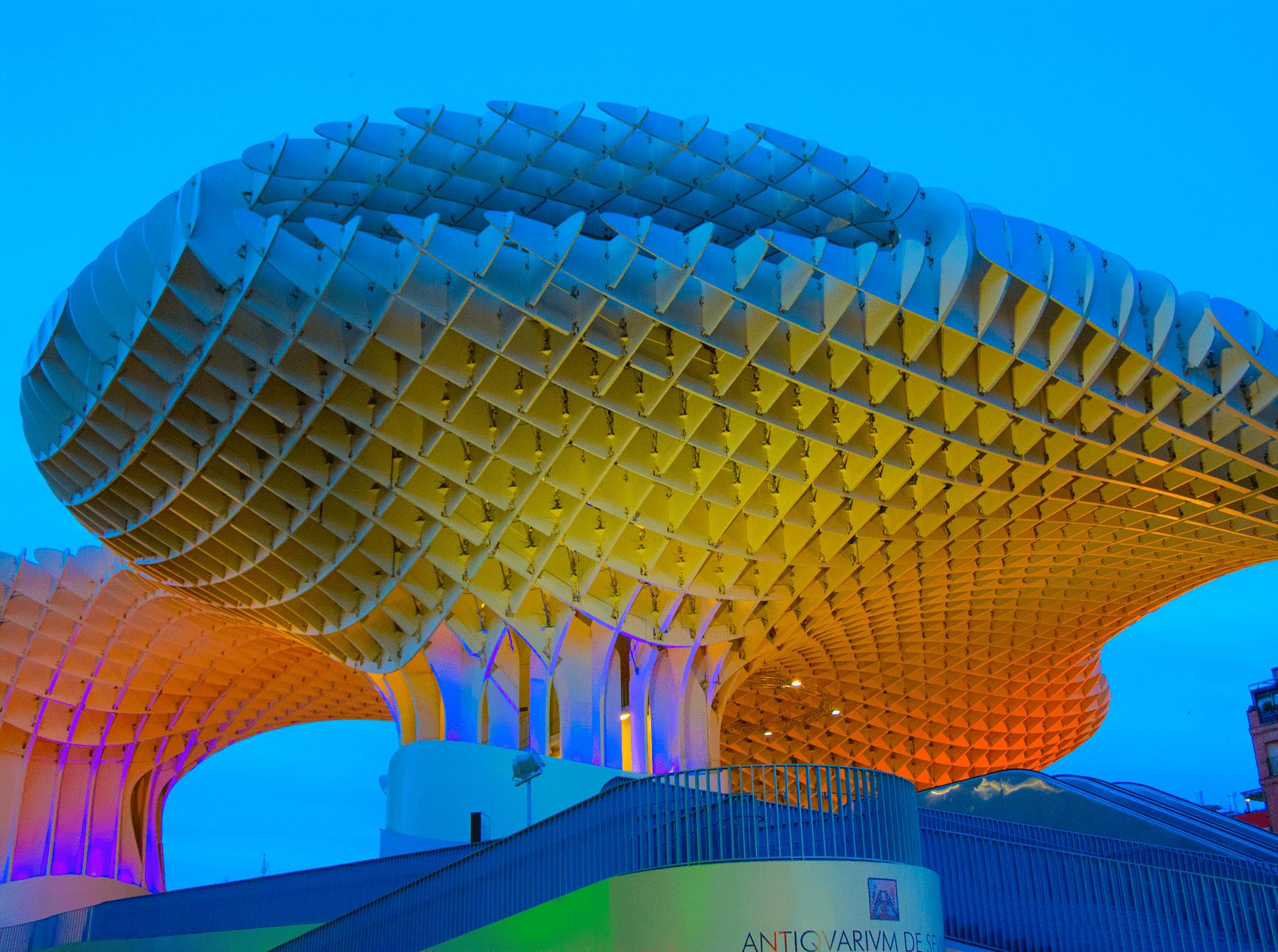 El Metropol Parasol