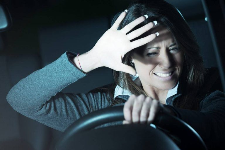 Aging Eyes and Driving Safety